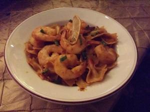 Amazing Louisiana style shrimp